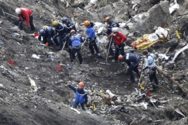 Co-pilot deliberately crashed Germanwings jetliner
