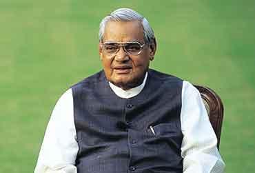 President to confer Bharat Ratna on Atal Bihari Vajpayee today