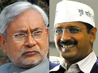Arvind Kejriwal to meet Nitish Kumar over lunch today