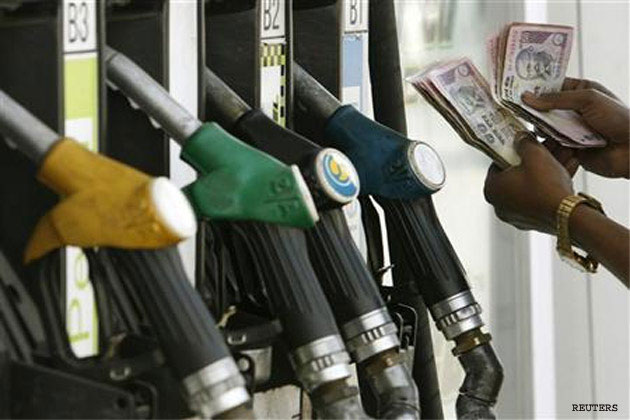 Petrol price goes high in Goa