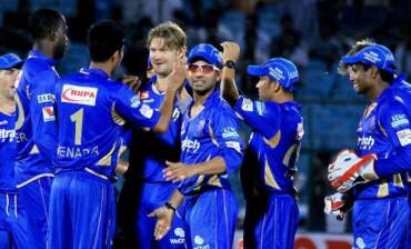 Rajasthan royal defeat to Kings XI Punjab