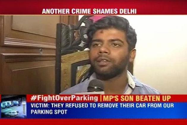 Bihar MP's son, nephew thrashed in Delhi over parking dispute