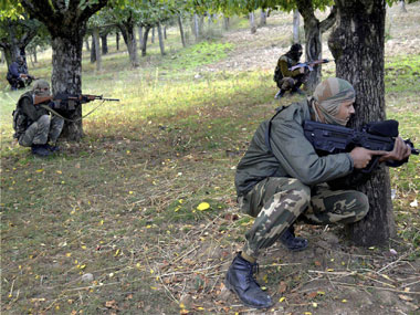 3 Attacks in 4 Hours 3 Policemen Killed : Jammu and Kashmir