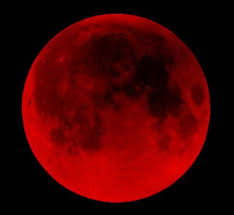 'Blood Moon'  visible today
