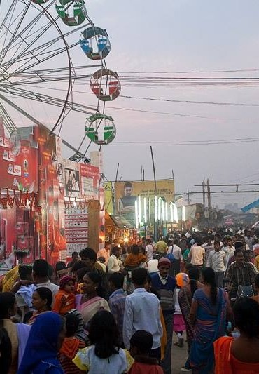 World famous Sonepur Cattle fair will begin today