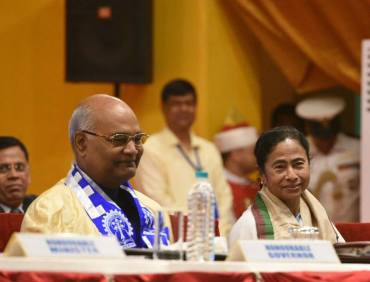 Mamata Banerjee visited 64th Annual Convocation of IIT, Kharagpur